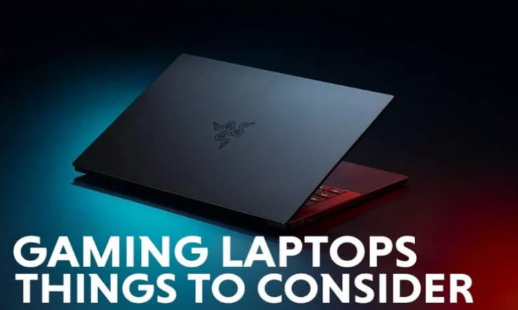 What are the things I can do in my gaming laptop?
