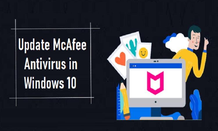 Update McAfee Antivirus in Windows 10 | Easy Steps to Resolve
