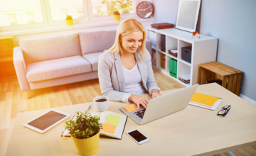 10 Ways To Improve Productivity While Working From Home