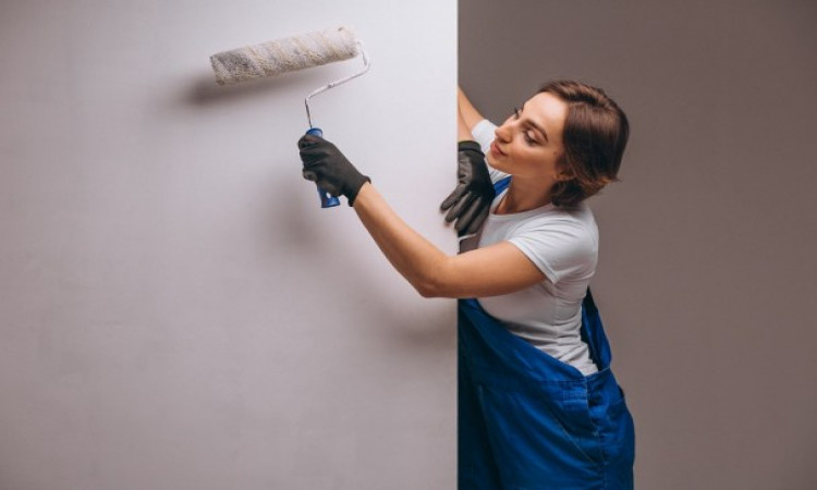The Conventional Steps Followed Closely by Exterior House Painting Contractors
