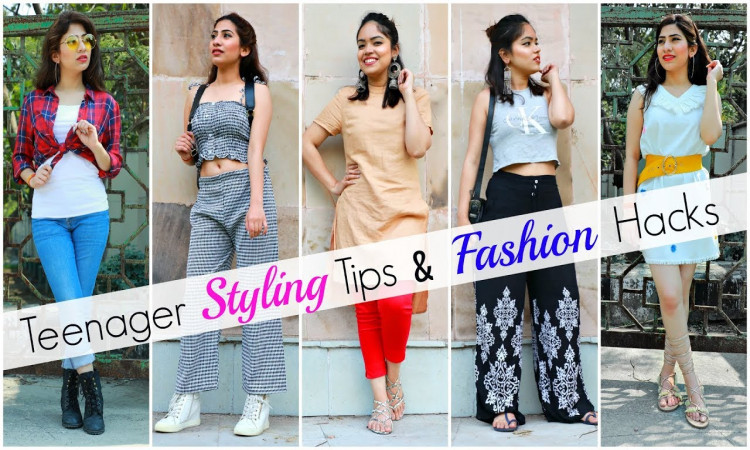 Fashion Tips Teenager Girls need to know