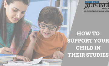 How to support your child in their studies